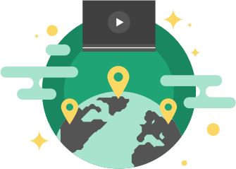 Choose from any of the VyprVPN server locations and easily access geo-restricted content.