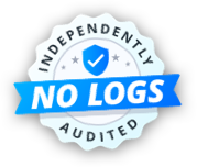 No Logs Badge
