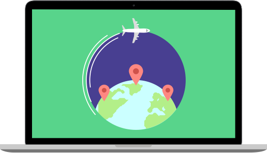 VyprVPN is the best VPN for travelers to stay connected to their friends and family along their journey.