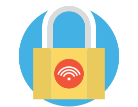 Use VyprVPN to secure Internet traffic automatically when connecting to unknown wi-fi networks.