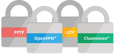 VyprVPN offers multiple VPN protocols so users can choose the level of encryption, speed and protection.