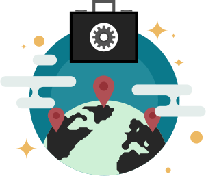 Conduct business with ease while traveling throughout China with a VPN.