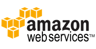Amazon Web Services is a supported platform.