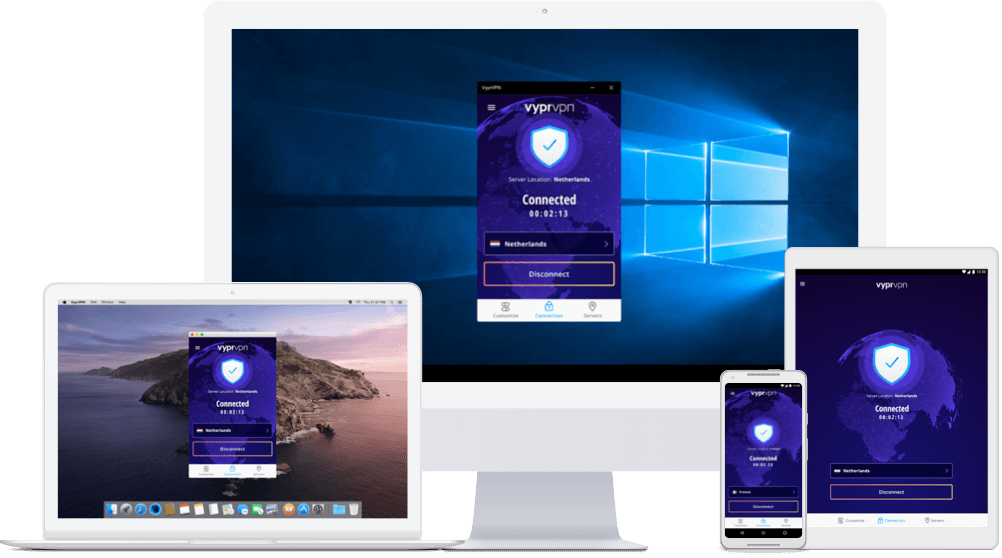 VyprVPN, the world's most powerful VPN, offers sleek, easy-to-use VPN apps for Windows, Mac, Android and iOS.